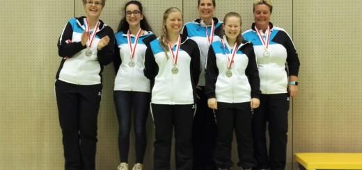 Der STV Himmelried 1 holte sich die verdiente Silbermedaille!